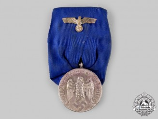 Germany, Wehrmacht. A 4-Year Long Service Medal