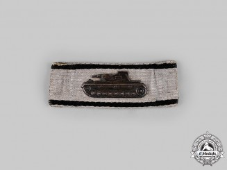 Germany, Wehrmacht. A Tank Destruction Badge in Silver