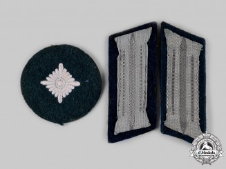 Germany, Heer. A Lot of Rank Insignia
