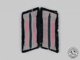 Germany, Heer. A Set of Panzer EM/NCO's Collar Tabs
