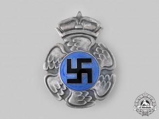 Finland, Republic. An Air Force Pilot Qualification Badge, c.1940