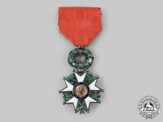 France, III Republic. An Order of the Legion of Honour, V Class Knight, c.1900