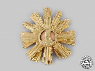 Romania, Socialist Republic. An Order of Tudor Vladimirescu, V Class, c.1970