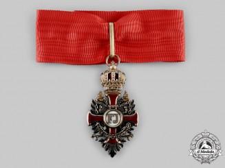 Austria, Empire. A Franz Joseph Order, Commander's Cross, by V. Mayer, c. 1917