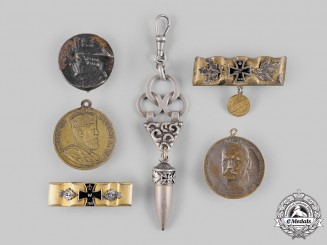 Germany, Imperial. A Group of First War Badges