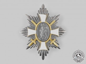 Germany, Weimar. A German Field Honour Badge