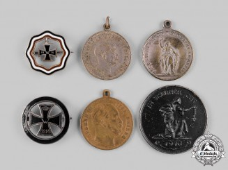 Germany, Imperial. A Group of Badges and Medals