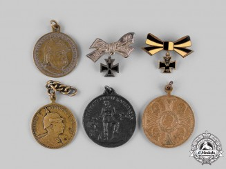 Germany, Imperial. A Lot of Imperial German Badges and Medals