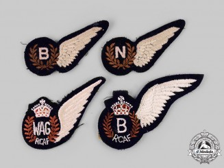 Canada, United Kingdom. Four Air Force Wings