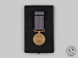 Canada. A Quebec Provincial Medal of Vigilance and Loyalty, Type I (1939-1961)