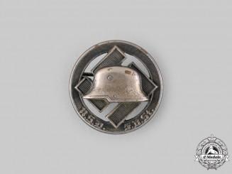 Germany, Der Stahlhelm. A League of National Socialist Frontline Fighters - Der Stahlhelm Membership Badge
