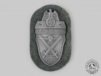 Germany, Heer. A Demjansk Shield, Army Issue