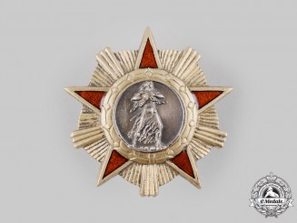 Albania, People's Republic. An Order of Liberty, III Class