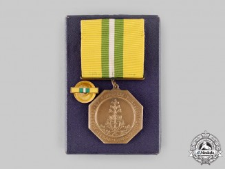 United States. A Congressional Texas Cavalry Brigade Medal 1918