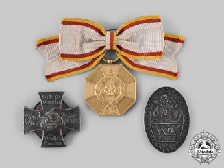 Germany, Weimar Republic. A Lot of Awards & Insignia