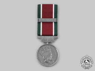 Canada, Commonwealth. A General Service Medal