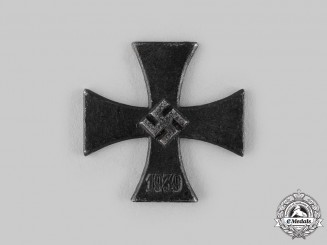 Germany, Wehrmacht. A Core for a 1939 Iron Cross II Class