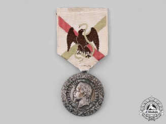 France, II Empire. An Expedition to Mexico Medal 1862-1863