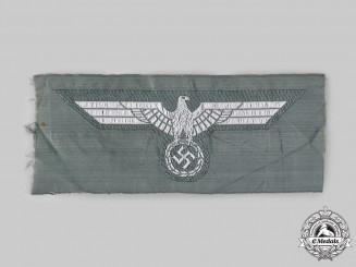 Germany, Heer. An Officer's Flat Wire Breast Eagle