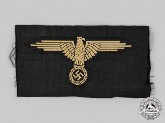 Germany, SS. A Waffen-SS EM/NCO's Tropical Breast Eagle