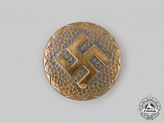 Germany, NSDAP. A Runic Badge