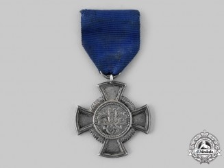 Germany, Third Reich. A Free City of Danzig Faithful Service Cross, II Class