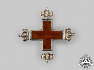 Prussia, Kingdom. A Prussian Red Cross Badge, I Class, c.1900