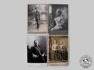 Russia, Imperial. A Lot of Photographs of Imperial Russian Army NCOs
