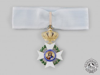 Greece, Kingdom. An Order of the Redeemer, Commander in Gold, c. 1935