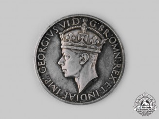 Canada, Commonwealth. A Rare and Never Awarded Canada Medal, c. 1950