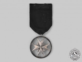 United Kingdom. An Order of St. John, Serving Brother/Sister Breast Badge