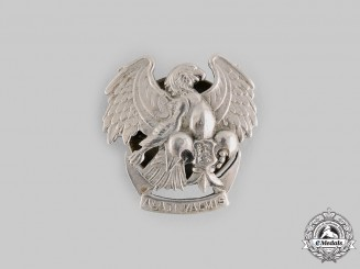"Estonia, Republic. A Boy Scouts ""Young Eagles"" Badge, c.1935"