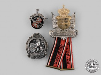 Germany, Imperial. A Lot of German Badges