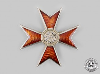 Mecklenburg-Schwerin, Grand Duchy. An Order of the Griffin, Honour Cross, c.1915