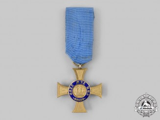 Prussia, Kingdom. An Order of the Crown, IV Class Cross, c.1900