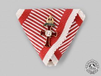 Austria, Imperial. An Order of Franz Joseph War Decoration