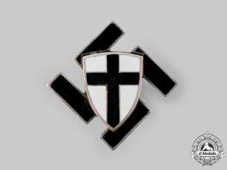 East Prussia. An RAD Arbeitsgau I Ostpreußen Cap Badge