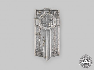 Germany, An NS I Reichsjugendtag Badge, c.1932