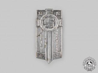Germany, An NS I Reichsjugendtag Badge, c.1932