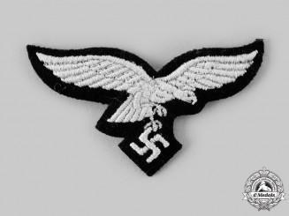 Germany, Luftwaffe. A Hermann Goring Unit Panzer EM/NCO Breast Eagle