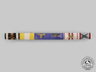 Germany, Heer. A Long Service Ribbon Bar