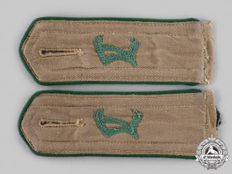 Germany, HJ. A Set of Landjahr Shoulder Straps