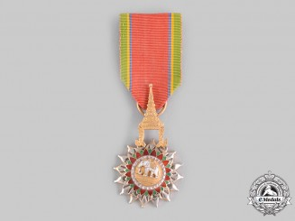 Thailand, Kingdom. A Most Exalted Order of the White Elephant, V Class Knight, c.1965