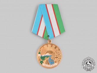 Uzbekistan, Republic. A Shukhrat Medal