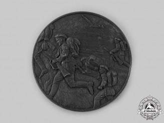 Germany, NSKK. 1939 NSKK Düsseldorf Competition Table Medal