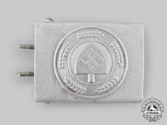 Germany, RAD. A Reich Labour Service EM/NCO's Belt Buckle