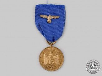 Germany, Wehrmacht. A 12-Year Long Service Award