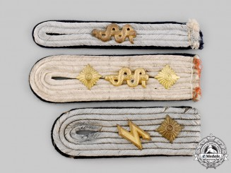 Germany, Kriegsmarine. A Lot of Shoulder Boards