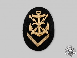 Germany, Kriegsmarine. An EM/NCO's Aircraft Spotter Specialist Insignia