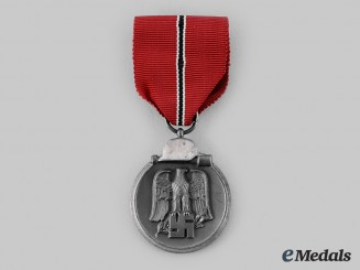 Germany, Wehrmacht. An Eastern Front Medal, by Richard Simm